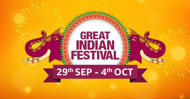 GREAT INDIAN FESTIVAL: 29/SEP TO 04/OCT 2019