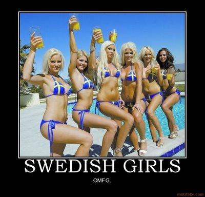 swedish blonde girls naked