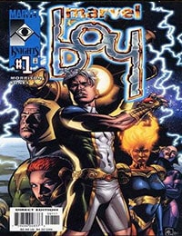 Marvel Boy (2000)