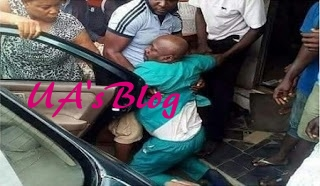 Man In Shock After Seeing His Dead And Buried Wife Married To Another Man In Lagos