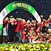 Bayern conquista a Copa da Alemanha 2015/16