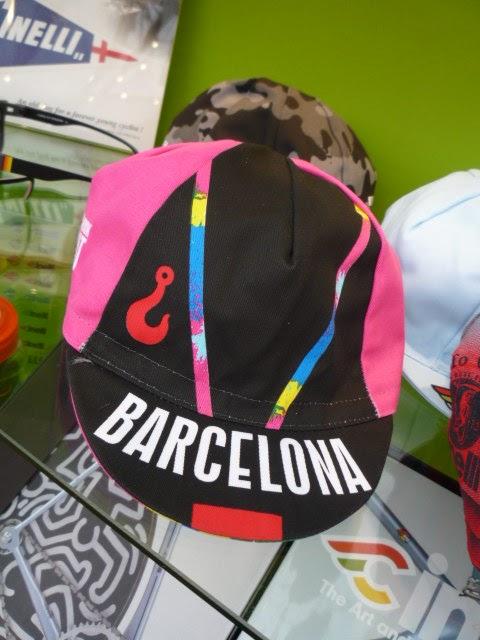 Red Hook Barcelona Criterium Cinelli Cycling Cap