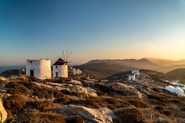 Moulins - Chora - Amorgos