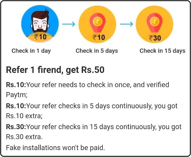 EarnPal | Holi Dhamaka Offer | Free Paytm Cash | Best Refer & Earn - Apps