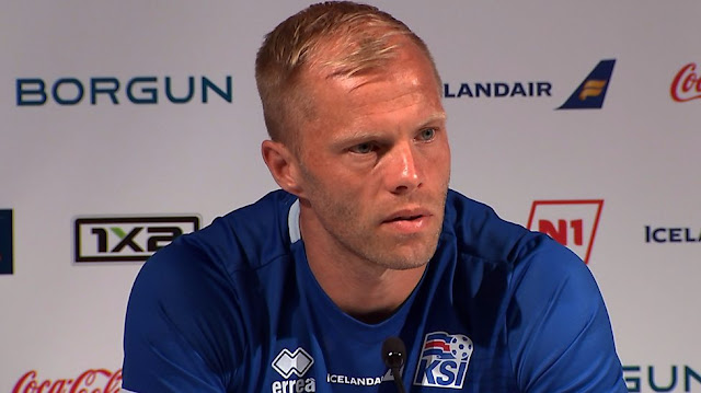 Gudjohnsen Bahas Peluang Islandia di Piala Dunia 2018