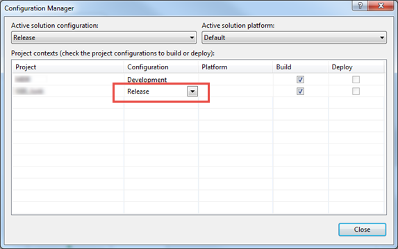 Automating Deployment of SSIS - 1) Building the Project | Anexinet %