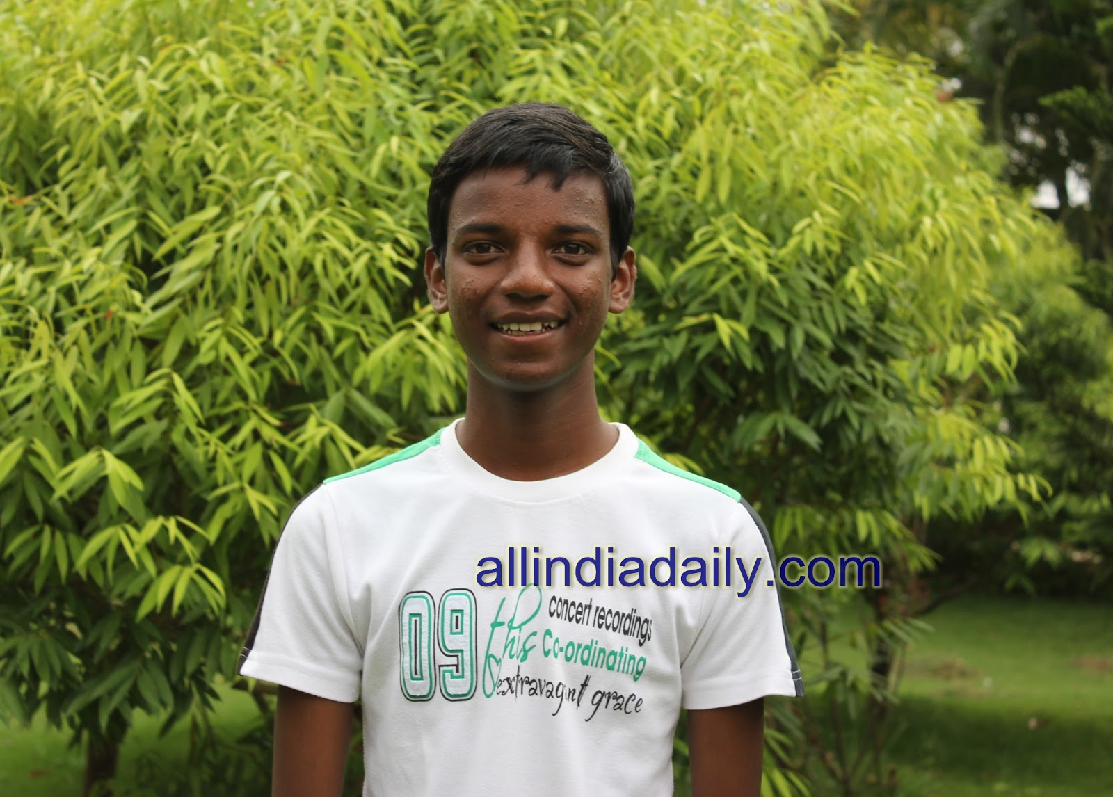 Laxman Hembram Boy from Odisha will represent India at Malala Day Youth Assembly in United Nations