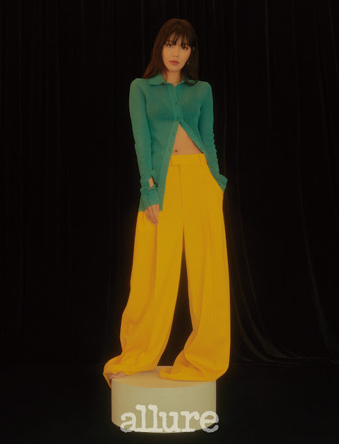 SNSD Sooyoung ALLURE magazine