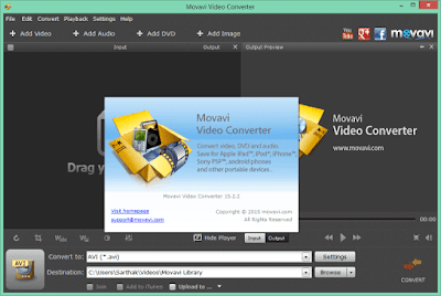 Download Movavi Video Converter 18 Ativado