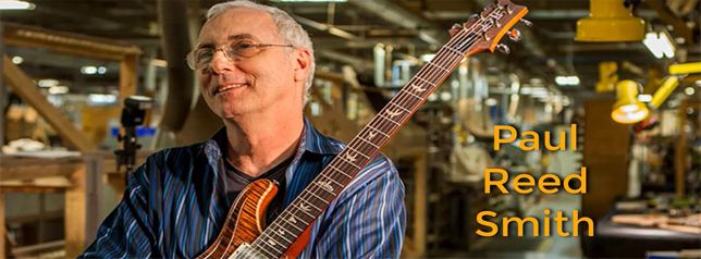 Paul Reed Smith (PRS)
