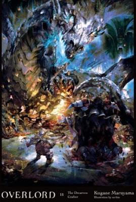Read Overlord Light Novel PDF