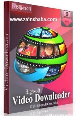 Bigasoft Video Downloader Pro 3.15.3.6535 {Latest} + Portable