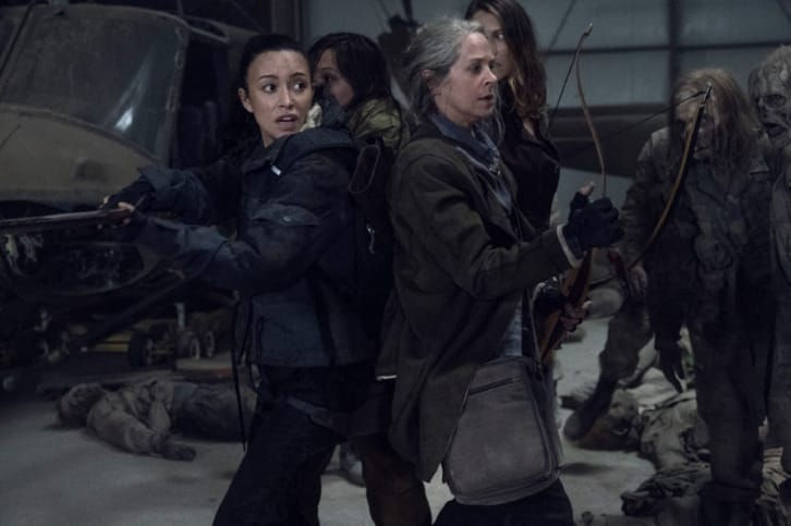 The Walking Dead - Season 11 - First Look Promotional Photos, Teaser Promo + Premiere Date
