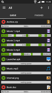 Advanced Download Manager Android Apk