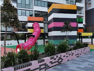 Liquorice Allsorts Playground   Ramsgate Park, Kogarah