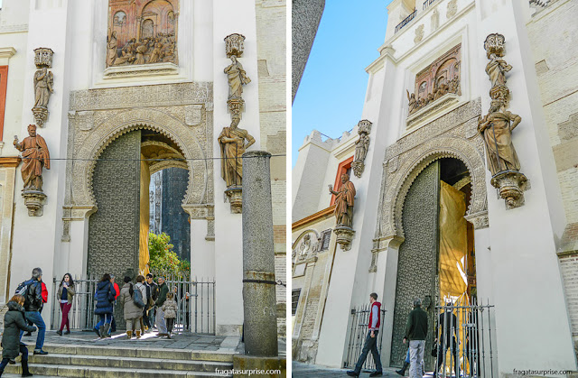 Porta do Perdão, Catedral de Sevilha