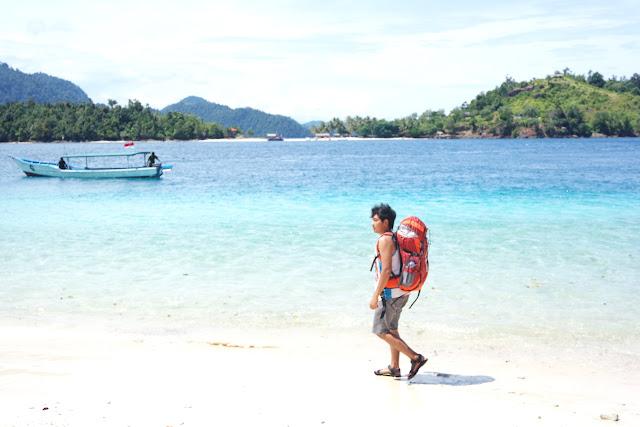 pulau pagang padang sumbar