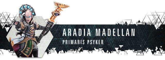 Aradia Madellan Psíquica Primaris