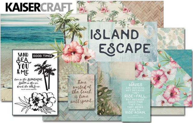 http://www.charmedcardsandcrafts.co.uk/acatalog/Kaisercraft-Island-Escape.html