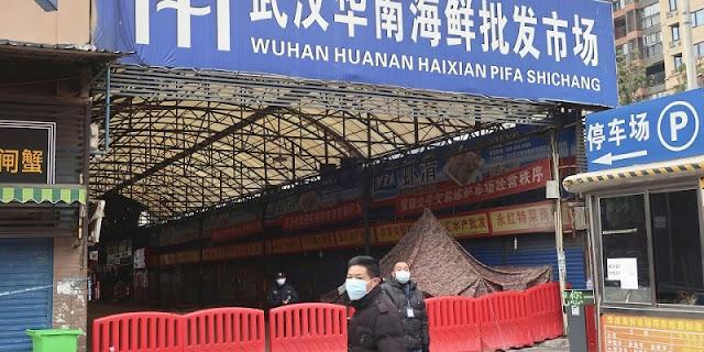 Tim Penyelidik Asal-usul Virus Corona Akan Kunjungi Pasar Hingga Lab Wuhan