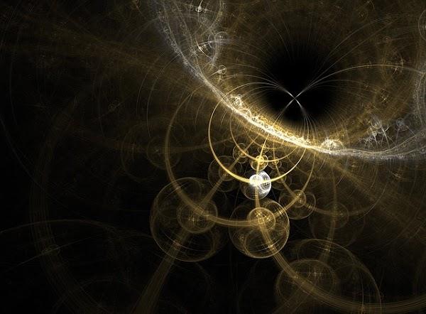 ¿Los agujeros negros están hechos de energía oscura?