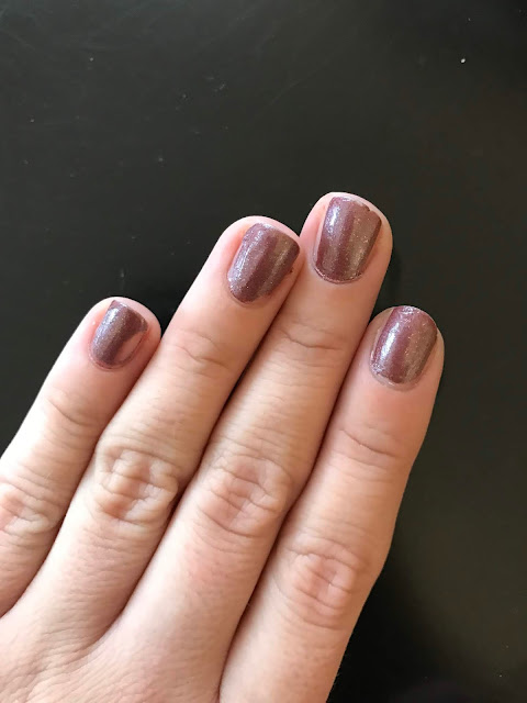 manicure monday-royally pink-julep-julep zodiac collection