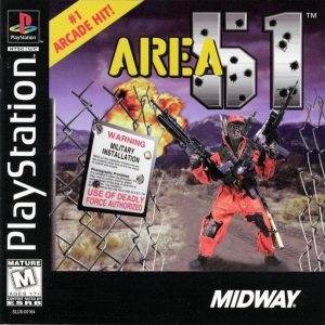 Download Area 51 (Ps1)