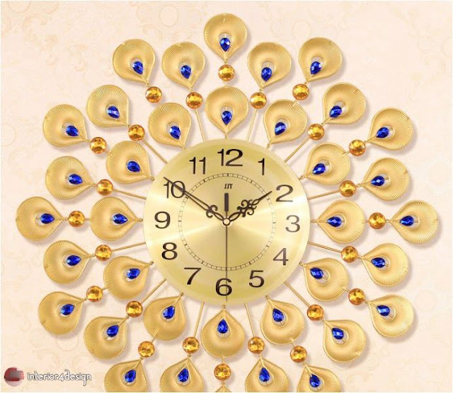 Unique Wall Clocks 9