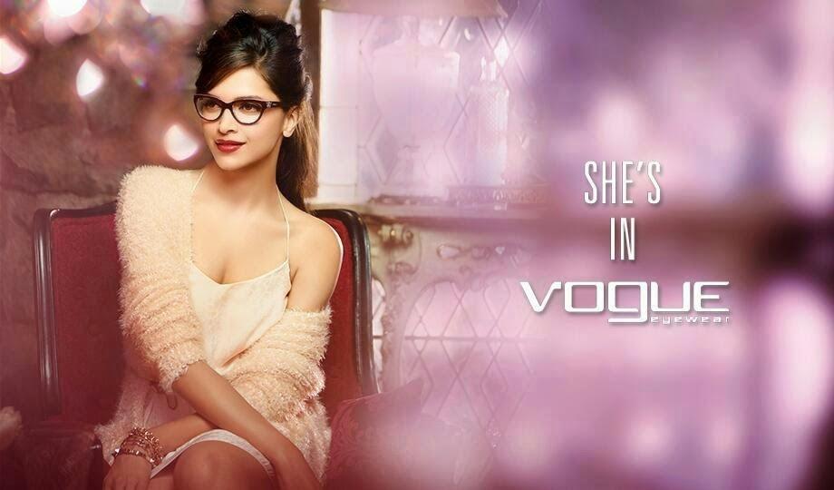 Deepika Padukone Vogue Eyewear Hot Photoshoot | Filmy Trend
