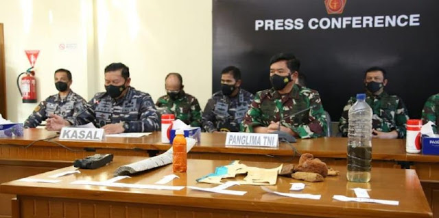 Paling Bertanggung Jawab Atas Tenggelamnya Nanggala-402, Panglima TNI Layak Dicopot