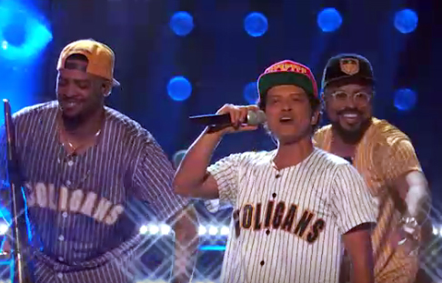 WATCH BRUNO MARS AMAZING PERFORMANCE IN BET AWARDS