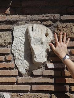 santa sabina fragmento - Basílica de Santa Sabina