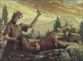 abraham and isaac # 49