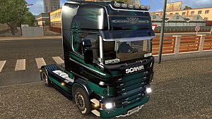 Scania Vabis Skin by lordofking1100
