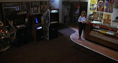 Videojuegos película La noche del cometa - 1984