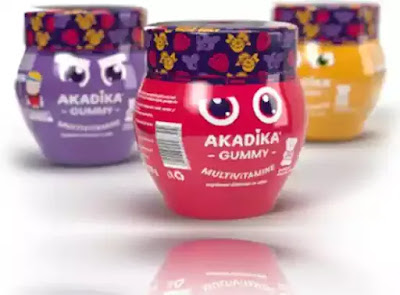 Multivitamine Akadika Gummy pareri forumuri vitamine pentru copii