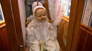 Mandy Haunted Doll Quesnel Museum British Colambia