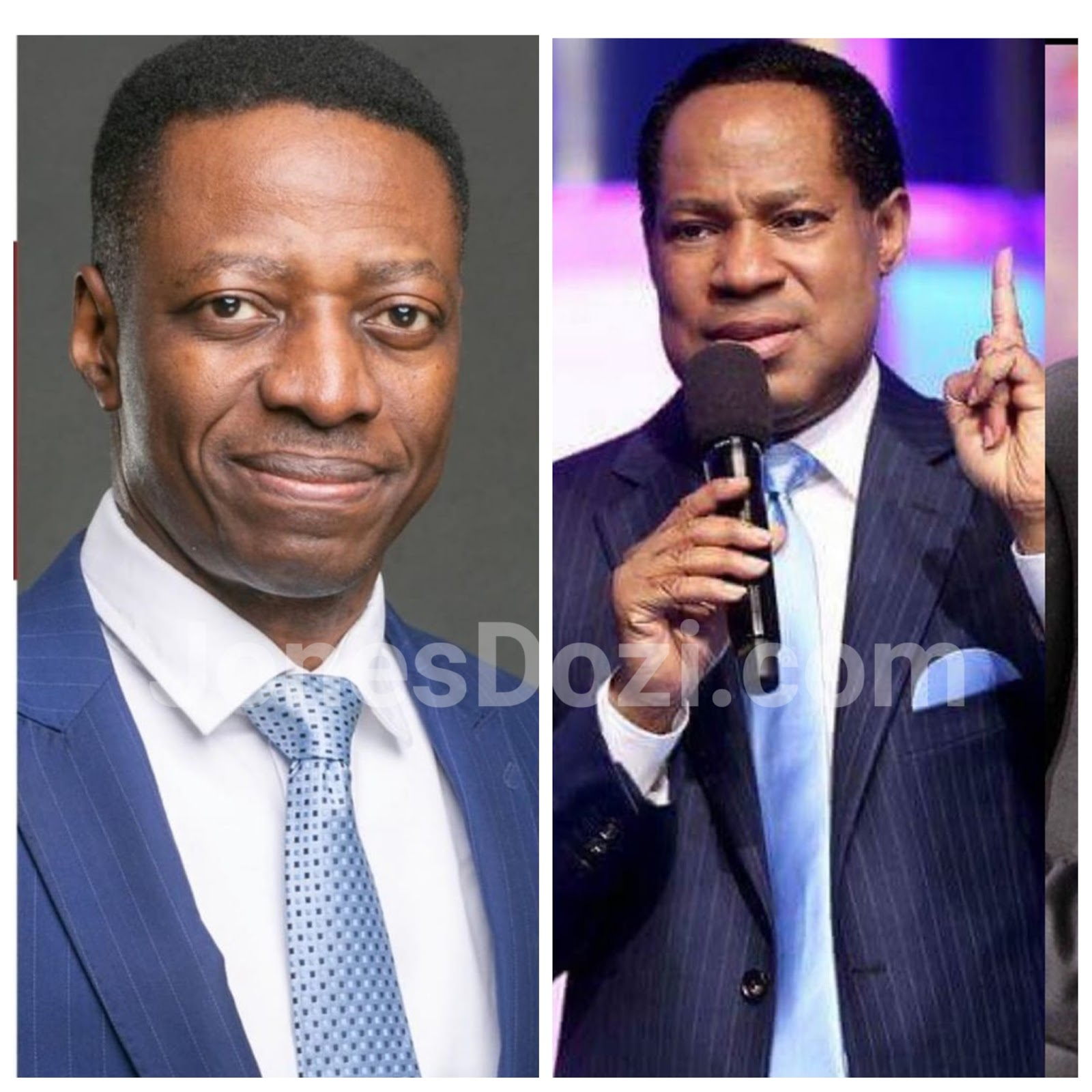 Sam Adeyemi AND Chris Oyakhilome
