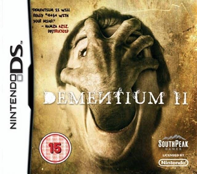ROMs - Dementium II  - NDS - Download