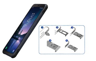 Samsung Galaxy S8 Active User Guide Manual PDF