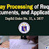 15-Day Processing of Requests, Documents, and Applications