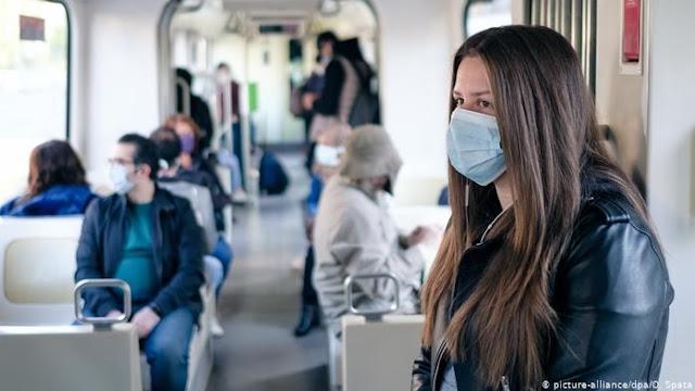 In Germania è obbligatorio indossare la maschera