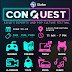 Conquest 2019: The largest e-sports and pop culture convention in Visayas-Mindanao.