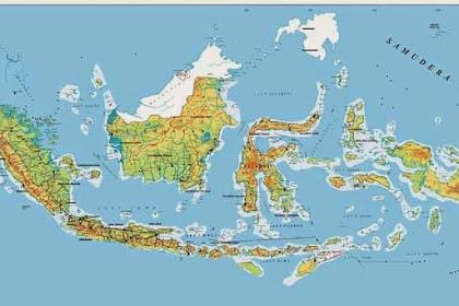 Letak Geografis Indonesia dan Manfaat Keuntungannya
