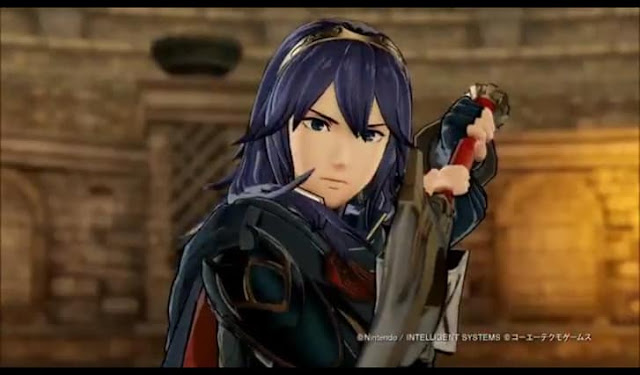 3rd screenshot from Fire Emblem trailer