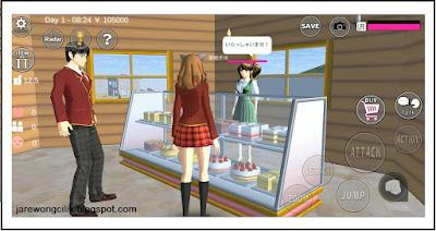 Cara bermain sakura school simulator