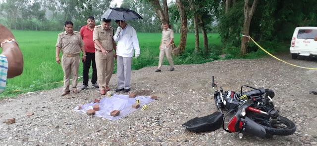 पुलिस-बदमाशों के बीच मुठभेड़, दो पुलिसकर्मी जख्मी - newsonfloor.com