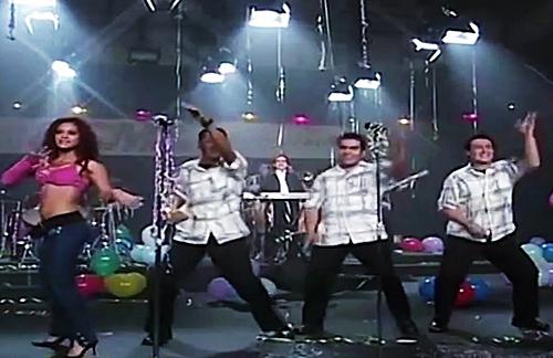 Los Ocho De Colombia - La Quiero Mas
