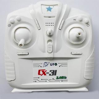 Spesifikasi Drone Cheerson CX-31 - OmahDrones