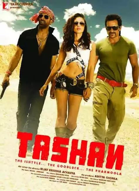 Tashan (2008) Hindi Full HD Movie 480p 720p